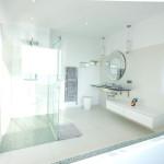 salle d'eau lumineuse