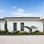 villa luxe corse avec bonzai